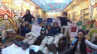 MELS Full School Epic Mannequin Challenge (Metropolitan Expeditionary Learning School)