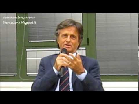 La Costituzione Italiana manifesto contro l'illegalità. Alberto Nobili a Inveruno