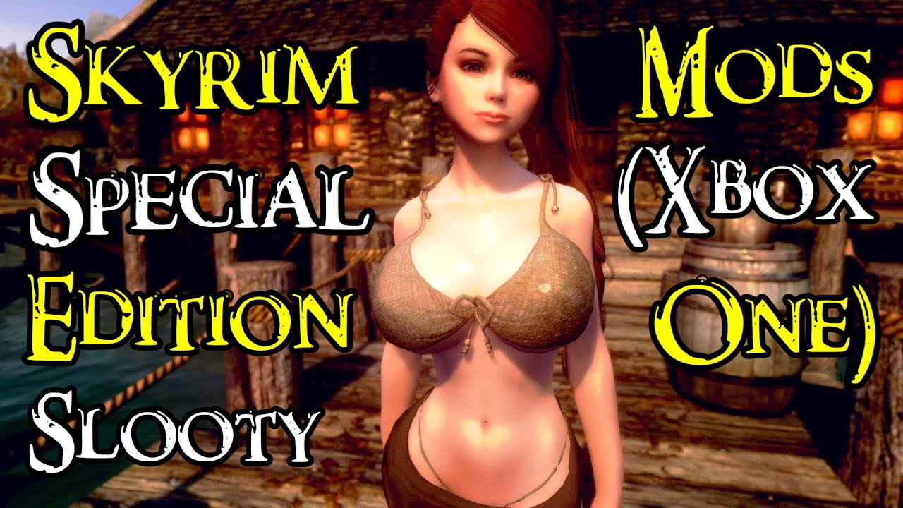 Skyrim sex mods xbox one