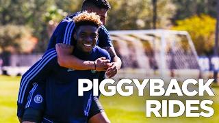 Piggyback Rides | PRESEASON 2017