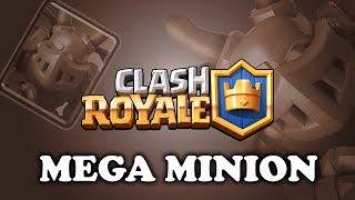 clash Royale  Intro to Mega Minion  New Cards