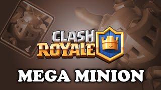 Clash Royale | Intro to Mega Minion | New Cards
