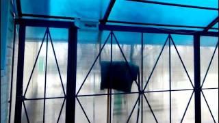 Светопрозрачные конструкции, навесы,перегородки.строительные работы.(Как сделать навес, перегородку, металлоконструкцию,своими руками.Компания-Алексстрой., 2015-01-24T22:41:38.000Z)