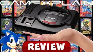 SEGA Genesis Mini REVIEW - Genesis Still Does What Nintendon't (Video Game Video Review)