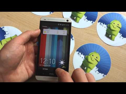 What's new in the HTC One Android 4.2 update