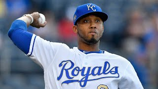 Royals shortstop Alcides Escobar's 421 game streak comes to and end thumbnail