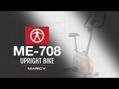The Marcy Pro ME-708 Upright Bike
