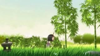 Mini Ninjas - Kunoichi Hero Trailer [ HD ]