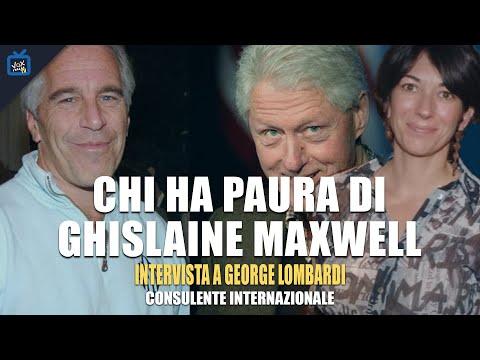 George Lombardi: 'Dopo l'arresto di G. Maxwell, già complice di Epstein, tanti iniziano a tremare'