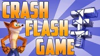 fuze gzu crash bandicoot flash game complete walkthrough by gzuprise
