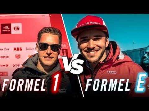 FORMEL 1 vs. FORMEL E | Vandoorne packt aus! | Daniel Abt