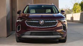 Авто обзор - Buick Envision 2021 в новой генерации сильно изменился и стал дешевле