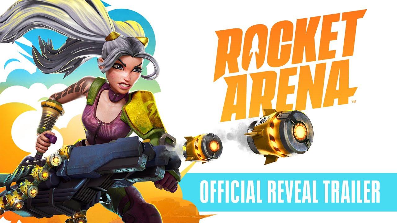 《Rocket Arena 火箭竞技场》中文发表预告