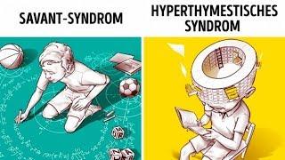 10 seltene Krankheiten, die dir furchtbare Superkräfte verleihen