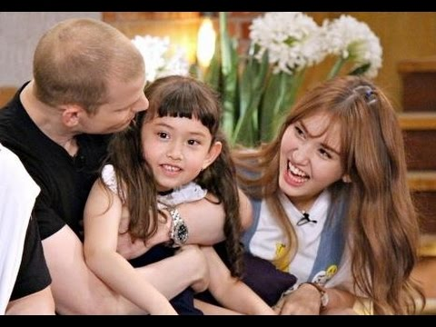 I O I's Somi Her Sister Evelyn Douma Her Dad Matthew