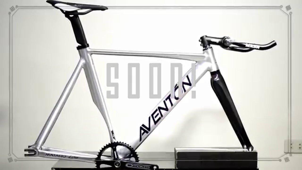 Aventon Mataro Low Fixed Gear - YouTube