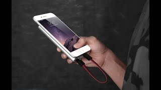 Carry Lightning Cable Keychain around