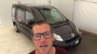 PEUGEOT Expert Tepee 2.0 HDi120 Active Court 8pl