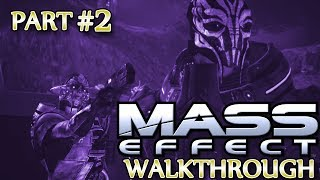 Mass Effect Walkthrough ▪ Insanity, Soldier Ⓦ Part 2: Eden Prime