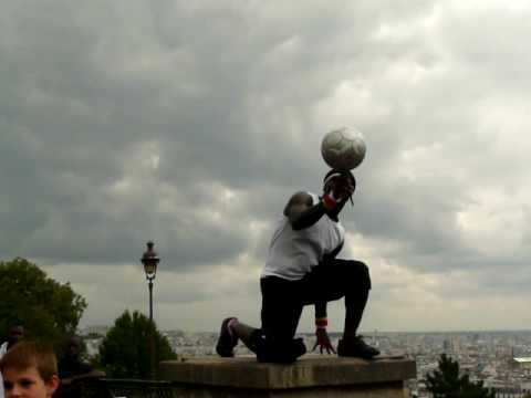 A very talented boy in Paris
