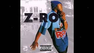 Z-Ro - Dirty Work Instrumental