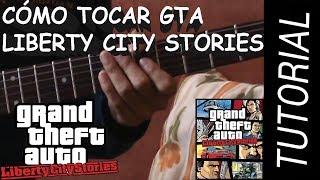 Como tocar gta liberty city stories - grand theft auto en guitarra.