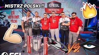 MISTRZ POLSKI w CS GO !?!? WIELKI FINAL o 100,000 PLN !!! ILLUMINAR vs X-KOM AGO