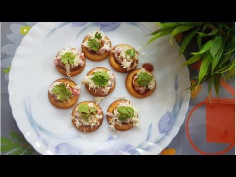 Monaco Snack | Quick snack Recipe | Kids Snacks