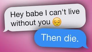 The 10 Best Responses To Flirty Texts thumbnail