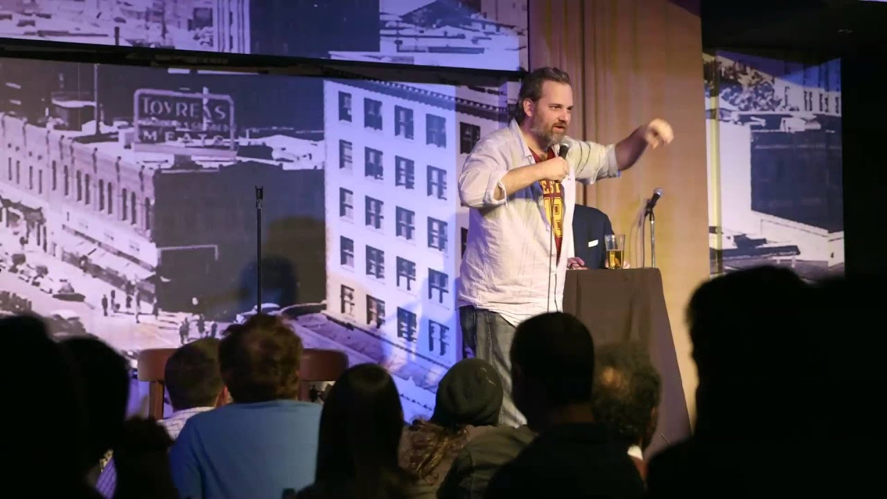 Download Dan on Stage - HARMONTOWN (The Orchard)