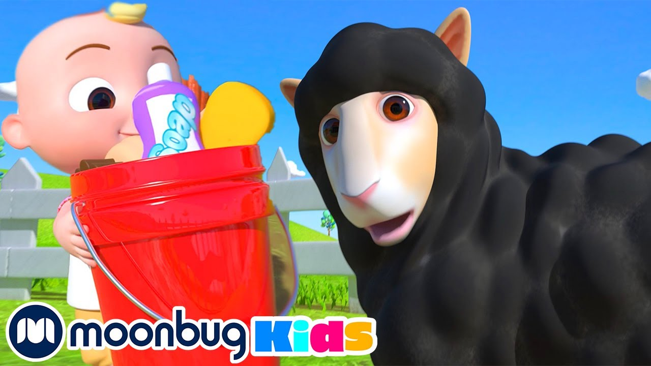 Download Baa Baa Black Sheep - Cocomelon | Kids Learning Videos | Nursery Rhymes | ABCs And 123s
