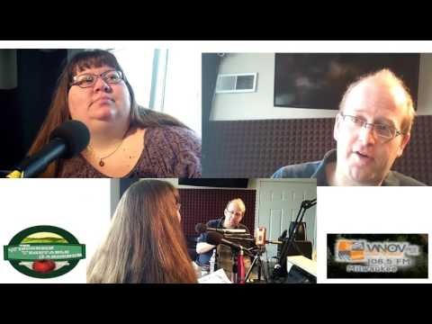 The Wisconsin Vegetable Gardener Radio Show #3  In Station Video