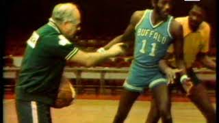 Red on Roundball: defensive rebound w/ Bill Russell and Bob McAdoo [HD]