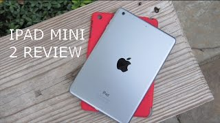 IPad MIni 2 Review!