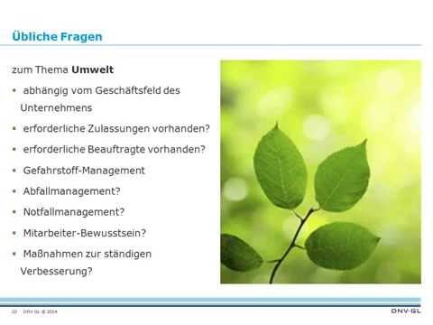 """Webseminar """"Nachhaltige Lieferketten  (Teil 2)"""" ǀ DNV GL Business Assurance"""