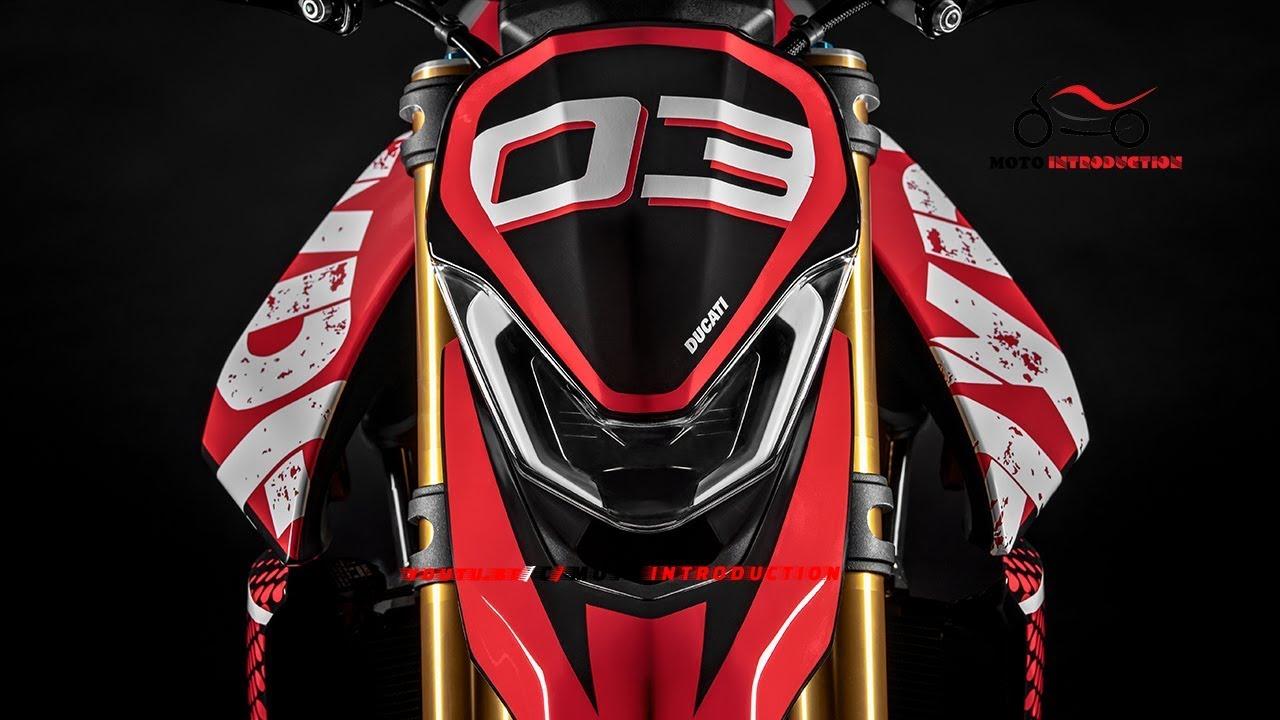 2019 Ducati Hypermotard 950 limited edition | Ducati Hypermotard 950 Concept