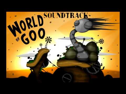 World of Goo OST (Extended - Low-Pitched) 9. Jelly (Wind through the Willows)