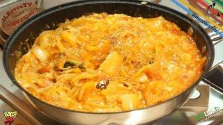 11 - Lesso rifatto con uova e cipolle o Francesina...'na bontà genuina (secondo svuotafrigo facile)