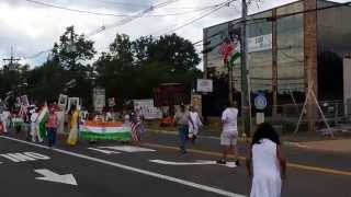Oak Tree New Jersey Indian Independence day 2015