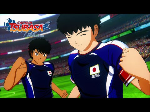 Captain Tsubasa: Rise of New Champions - Launch Trailer - PS4/Switch/PC