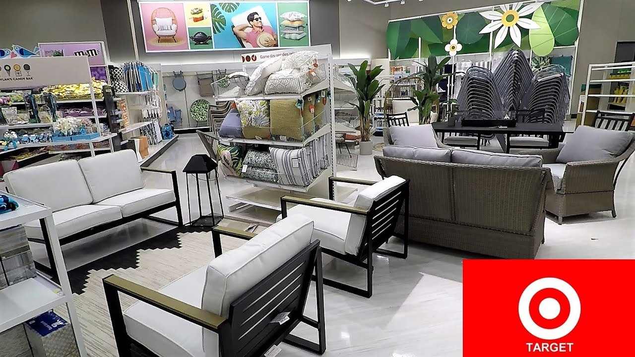 TARGET SPRING SUMMER 2019 HOME DECOR FURNITURE SHOP WITH ME SHOPPING STORE WALK THROUGH 4K