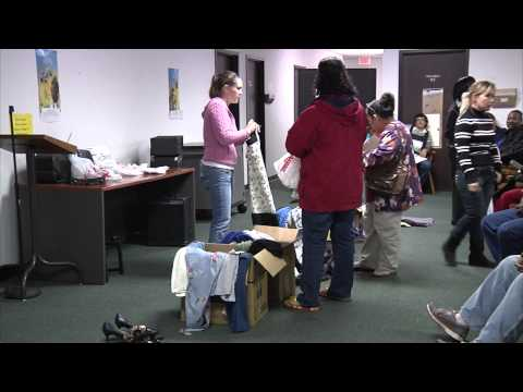 A&M Organization Collecting Clothing For Those In Need Around the World