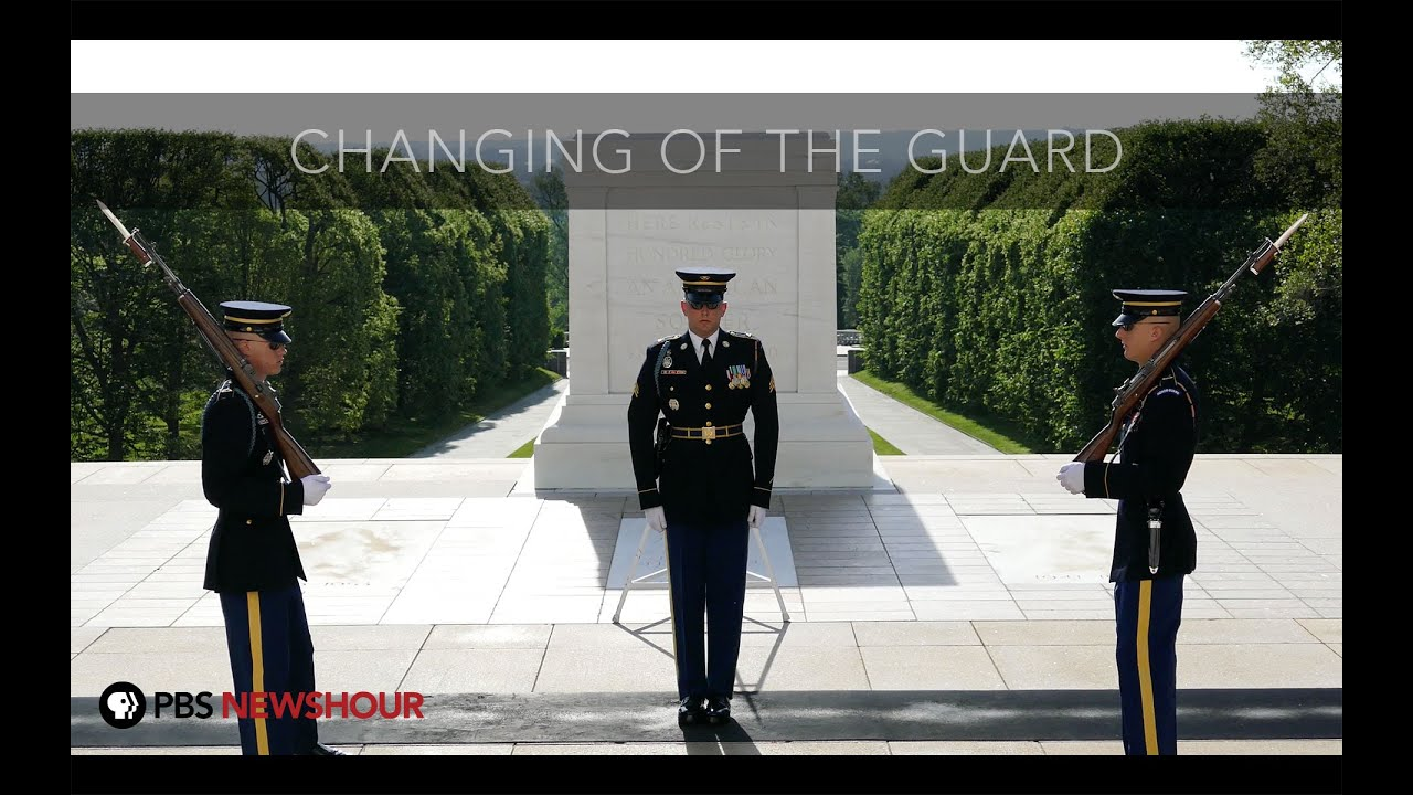 US Military – Voices From The Tomb – Arlington National Cemetery