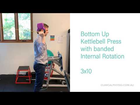 Advanced Shoulder Stability Exercises