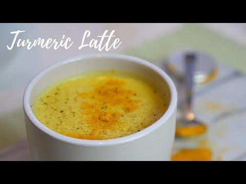 Coconut Turmeric Latte | Golden Milk Recipe Christina Tsiripidou
