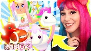 Réagir à la BRAND NEW Pet Toys Adopt Me Update! Roblox Adopt Me Nouvelle Mise à jour