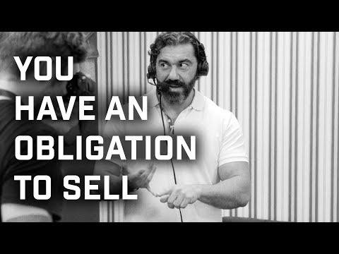You Have An Obligation to Sell