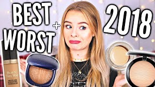 THE BEST AND WORST MAKEUP OF 2018.. | sophdoesnails