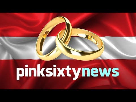 WELL DONE AUSTRIA #EqualMarriage