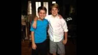 matty b and his brother josh